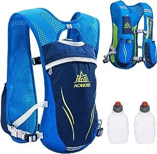 Hydration Pack Backpack 5.5L Outdoors Mochilas Trail Marathoner Running Race Hydration Vest