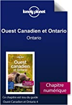 Ouest Canadien et Ontario 4 - Ontario (French Edition)