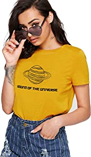 YOUNG TRENDZ Women Graphic Printed T-Shirts