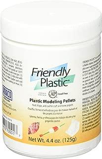 AMACO 70001B Friendly Plastic Pellets, 4.4-Ounce