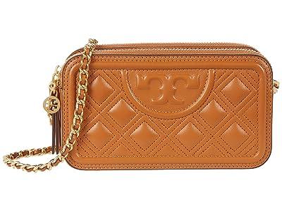 Tory Burch Fleming Double-Zip Mini Bag