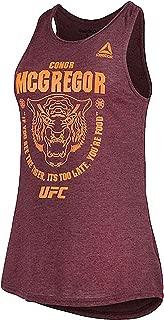 Reebok Conor McGregor UFC Tiger Food Womens Tank