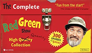 THE COMPLETE RED GREEN SHOW: HIGH