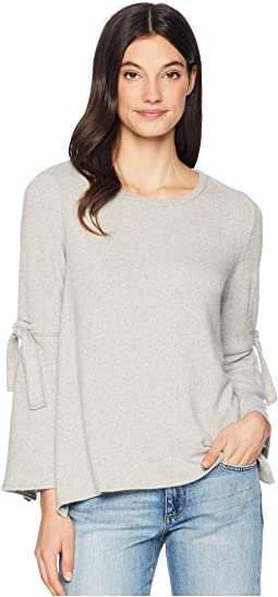 Hustle & Flow Brushed Knit Top