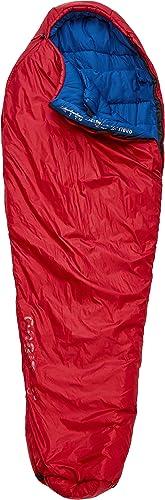 Deuter Orbit -5° Sac de Couchage, Mixte Adulte, Rouge (Cranberry-Steel)