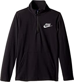 Nike Kids - NSW 1/2 Zip Pullover (Little Kids/Big Kids)