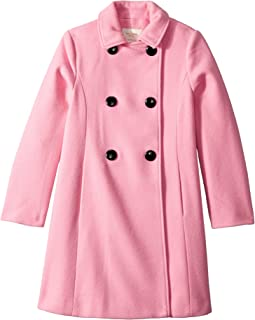 Kate Spade New York Kids - Bow Back Coat (Little Kids/Big Kids)