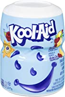 Kool-Aid Sugar Sweetened Ice Blue Raspberry Lemonade, 517g (Pack of 12)