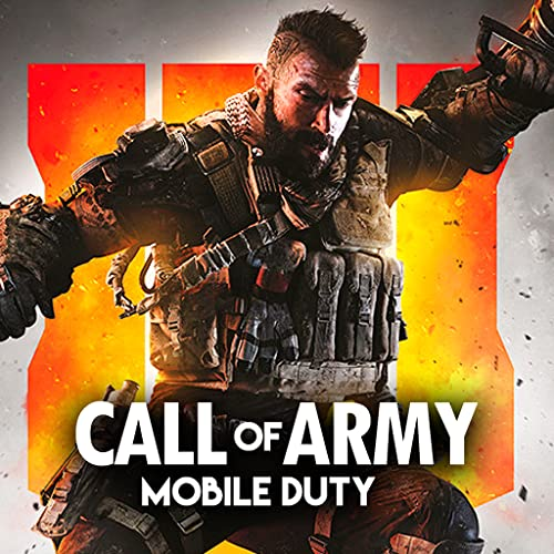 Call of Army Mobile Duty: Black Ops Missions 4