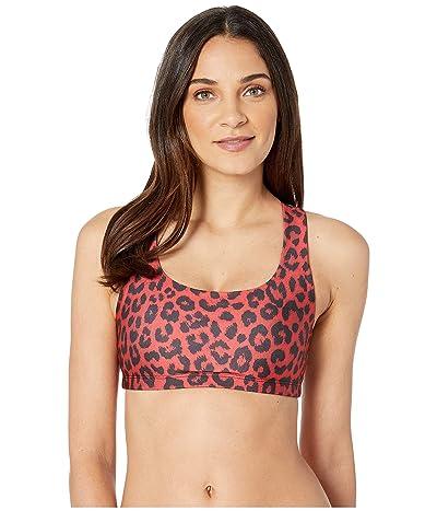 Onzie Mudra Bra (Red Leopard) Women