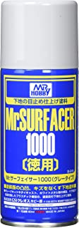 mr surfacer 1200 spray