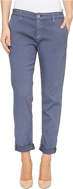 Caden Trousers in Sulfur Frontier Blue