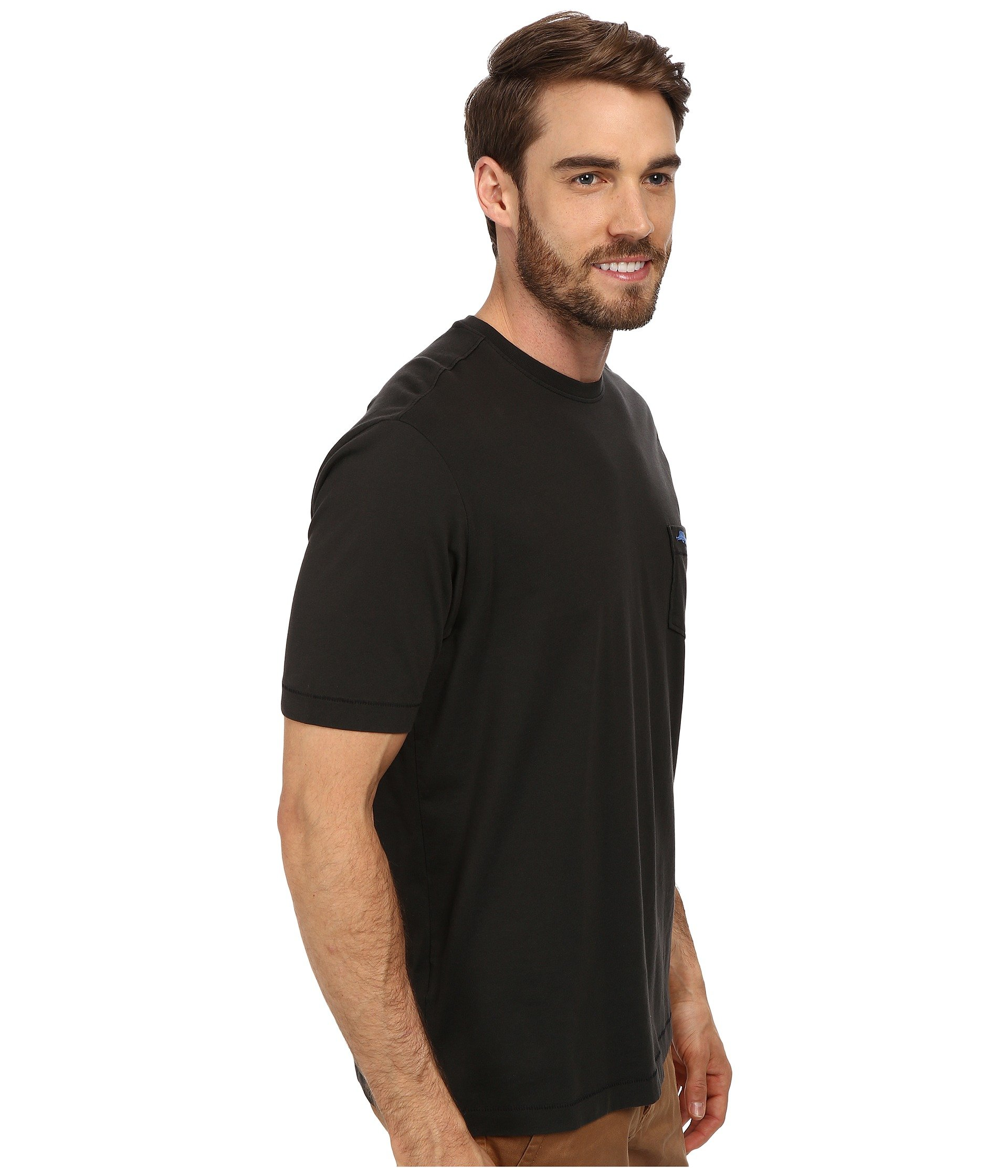 Bahama Skyline shirt Bali Tommy T Black New 6dOqxqwzZ