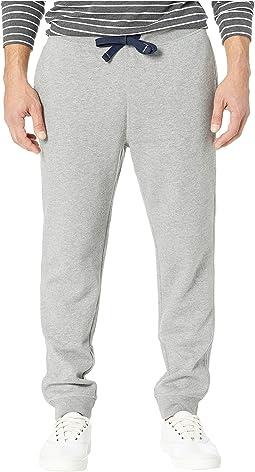 Knit Pants w/ Rib Cuff