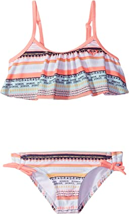 Roxy Kids - Little Indi Flutter Set (Toddler/Little Kids)