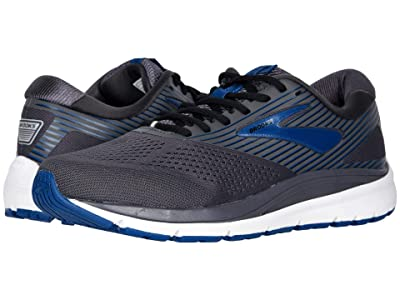 Brooks Addiction 14 (Blackened Pearl/Blue/Black) Men