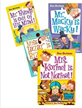 My Weird School Series (8): Mr. Louie Is Screwy; Mrs. Yonkers Is Bonkers; Mrs. Macky Is Wacky; Mrs. Kormel Is Not Normal; Miss Lazar Is Bazarre; Mrs. Cooney Is Loony; Mr. Hyde Is Out of His Mind; Mrs. Roopy Is Loopy (Children Book Sets : Grade 2-5)