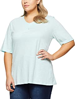 My Size Women's Plus Size Broome Tee