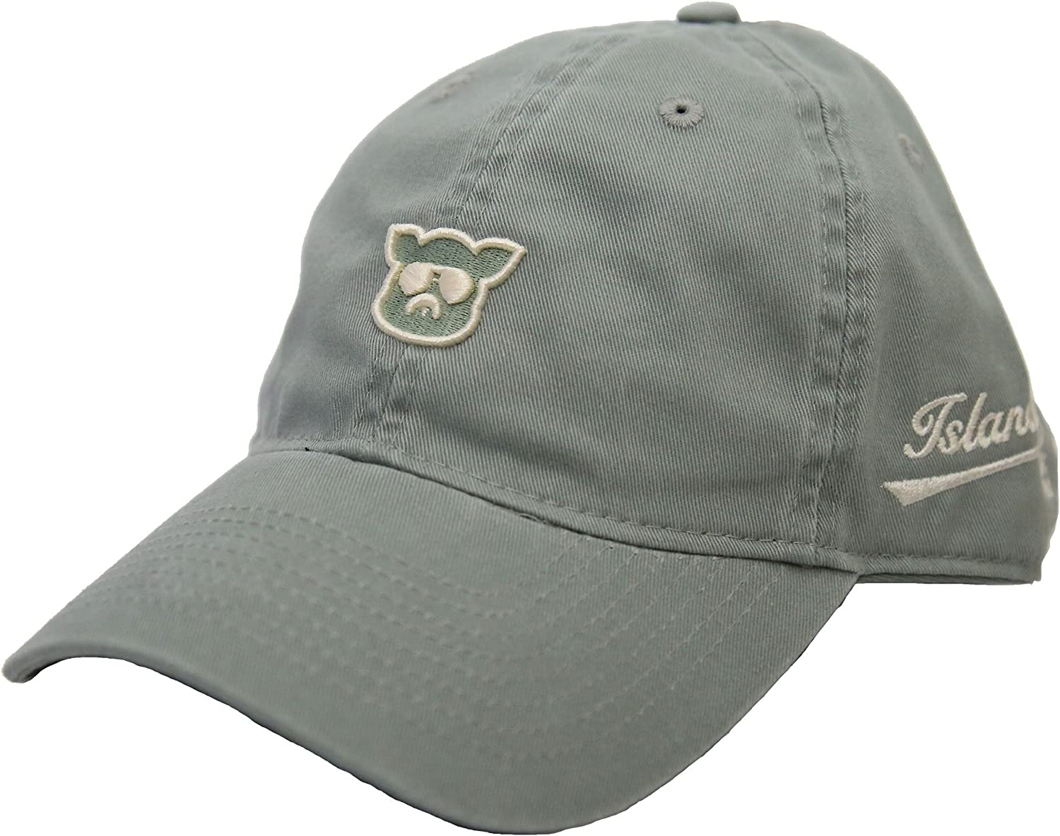 Islanders Pig Face Twill Dad Hat Sawgrass