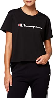 Champion Women's Sporty Crop Tee