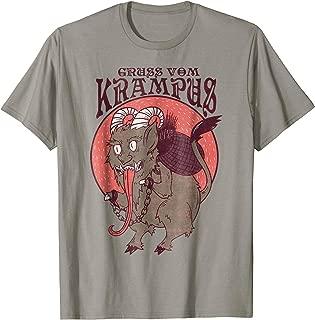 Christmas Gruss Vom Krampus Graphic T-Shirt