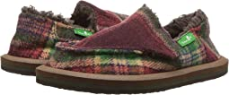 Sanuk Kids - Vagabond Plaid Chill (Toddler/Little Kid)