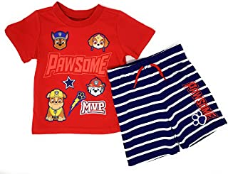 Paw Patrol Pawsome T-Shirt and Shorts Set Outfit