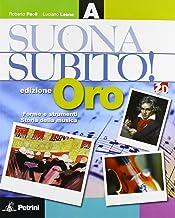 Scaricare Libri SUONASUBITO ORO A+B+GIR. +DVD PDF