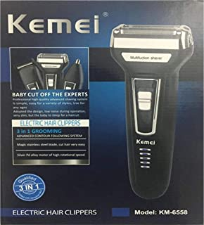 Kemei km-6558 Dry For Men - Multi Usage