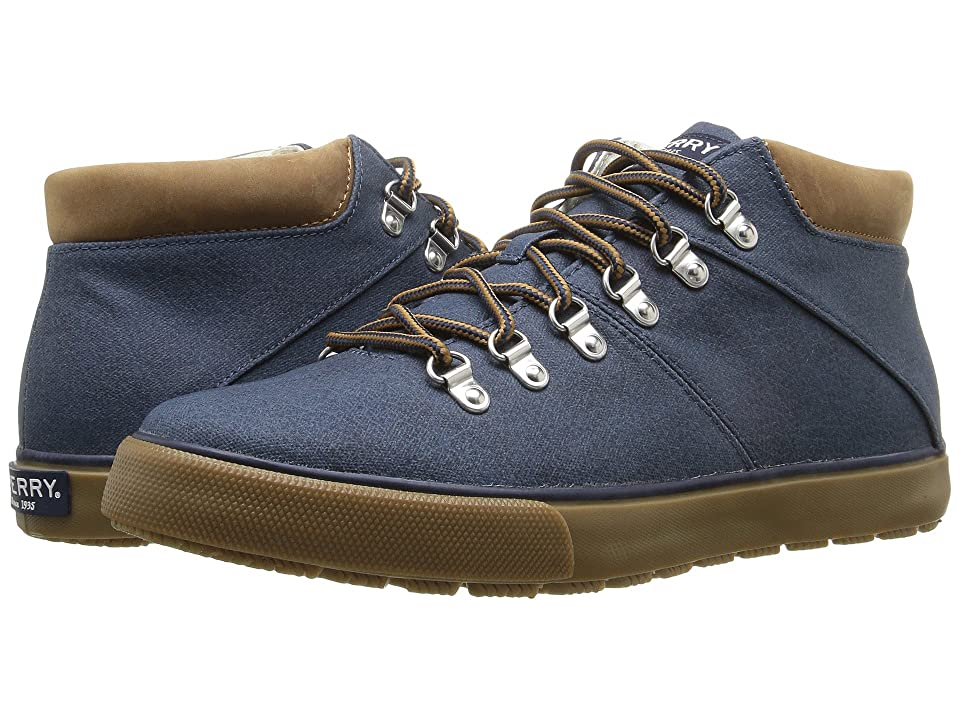 Sperry Striper Alpine (Navy) Men