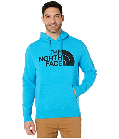 The North Face Half Dome Pullover Hoodie (Acoustic Blue Heather) Men