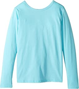 Long Sleeve Jersey Shirt - Reversible Front/Back (Little Kids/Big Kids)