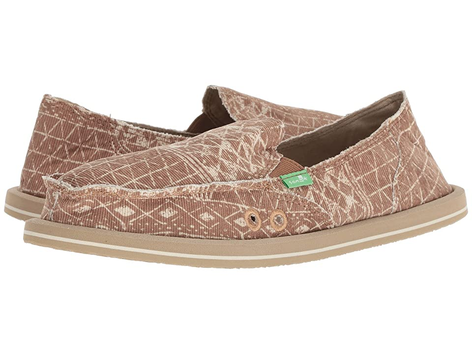 Sanuk Donna (Brown) Women
