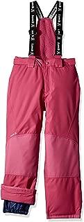 Boys and Girls Harper Solid Suspender Pant