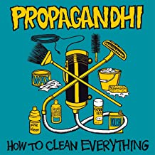 How to Clean Everything (Reissue)
