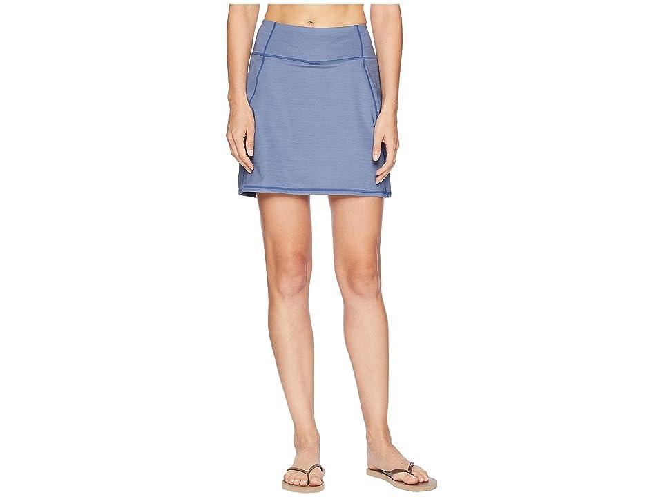 KUHL Skulpt Skort (Slate Blue) Women