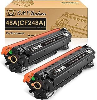 CMYBabee Compatible Toner Cartridge Replacement for HP 48A CF248A for HP Laserjet Pro M15a M15w M16a M16w MFP M29a MFP M29...