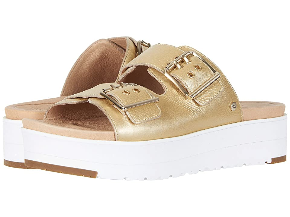 UGG Cammie Metallic (Gold) Women
