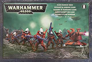 Eldar Guardian Squad with Heavy Weapon Platform