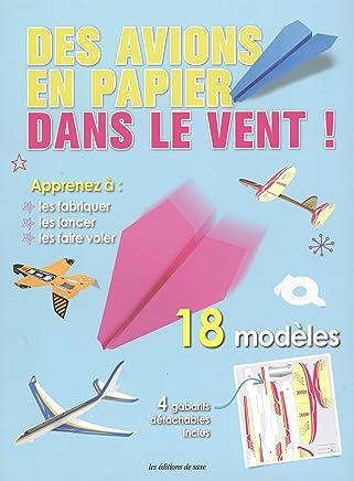 Coloriage Avion En Papier.Amazon Fr Avion En Papier Livres