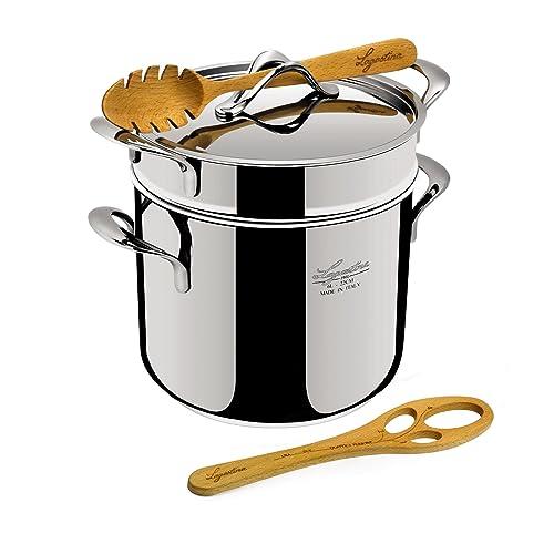 Lagostina 11193020922 Set pour Pasta Acier