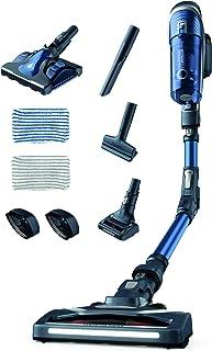 Rowenta XForce 8.50 Aqua RH9695 Aspiradora sin cable, cabezal con luces Led y mopa Aqua, posición Stop&Go, autonomía de ha...