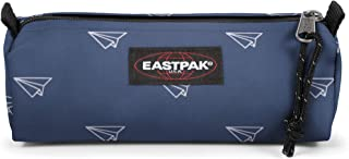 Eastpak BENCHMARK Single Trousses, 20 cm, Bleu (Minigami Planes)