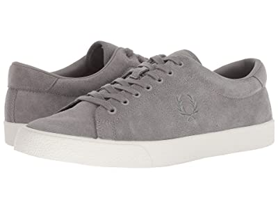 Fred Perry Underspin Suede Crepe (Falcon Grey) Men