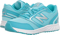 New Balance Kids KR455v1Y (Little Kid/Big Kid)