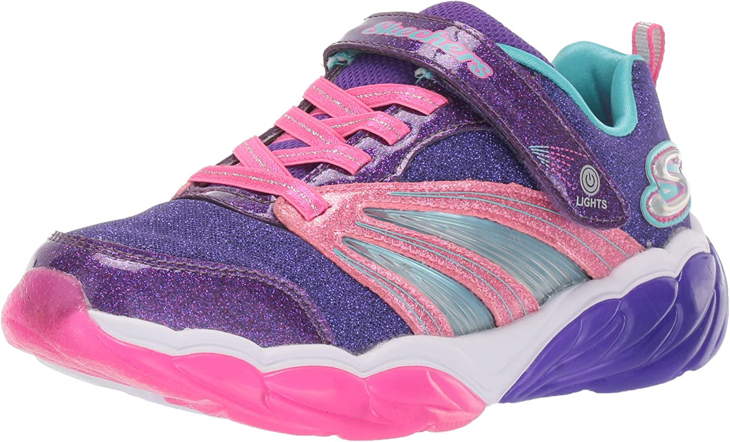 Skechers Unisex-Child All stores Price reduction are sold Fusion Sneaker Flash