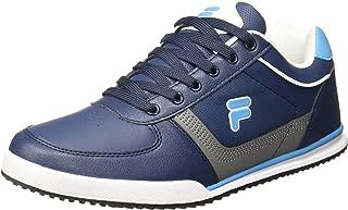 Fila Men's Grey Rubber Sneakers
