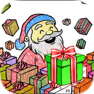 Santa Claus Gift - Coloring Art Books