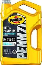 Best Pennzoil Ultra Platinum Full Synthetic 5W-30 Motor Oil (5-Quart, Single Pack) Review
