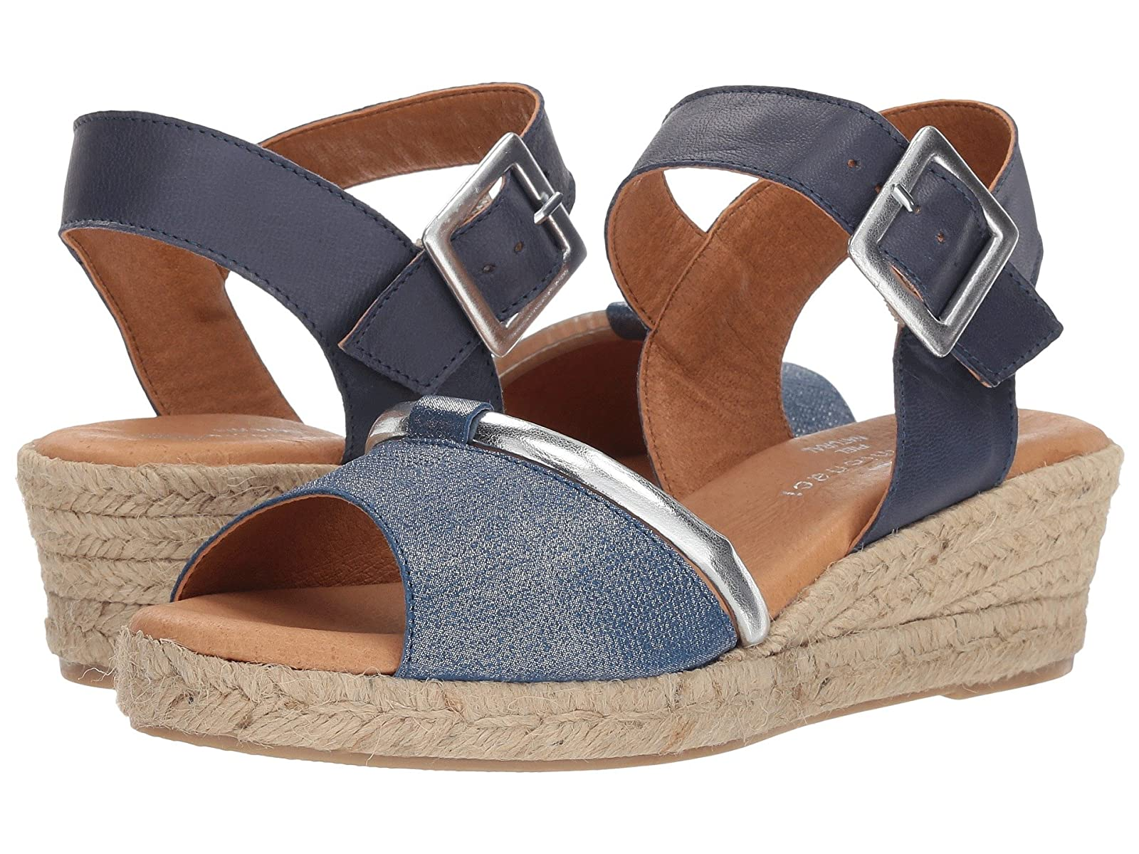 Eric Michael TinaAtmospheric grades have affordable shoes